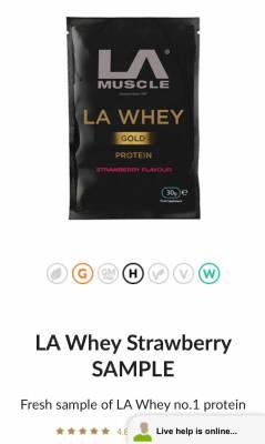 LA Whey