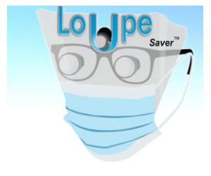 Loupe Saver Faceshield Mask Samples