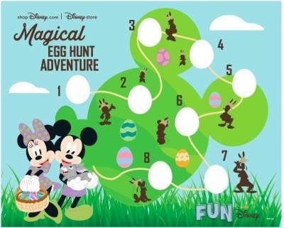 Magical Egg Hunt Adventure
