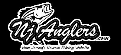 Free NJ Anglers Stickers