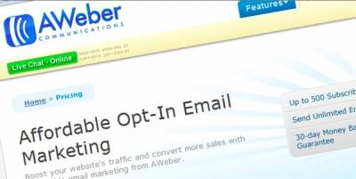 Powerful Email Marketing Software for $1 per month!