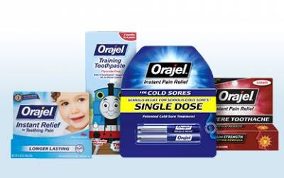 Printable Coupons: Orajel Kids and Adults!