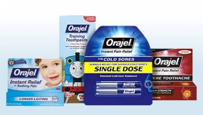 Register (Free) for Orajel $1 Off Coupons