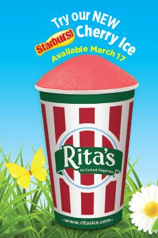 Rita's: Celebrate the First Day of Spring With a FREE Italian Ice!