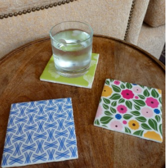 Sample Tile Coaster
