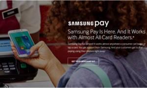Request Samsung Pay Merchant Kit