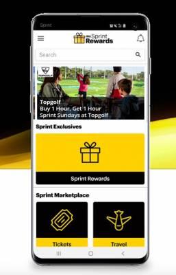 Sprint Rewards for Sprint Customers