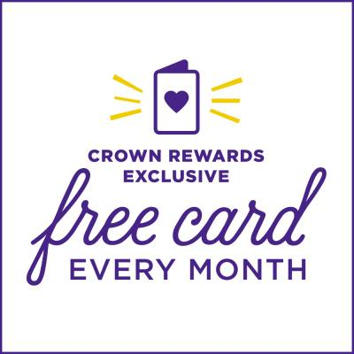 In-Store FREE Monthly Card