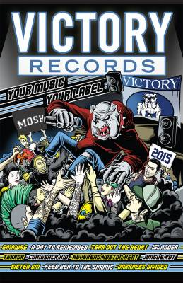 CD sampler from Victory Records